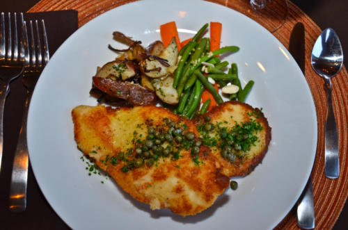 German Style Chicken Piccata