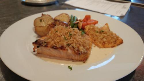 Horseradish Salmon